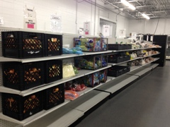 Pauls Pantry Shelves